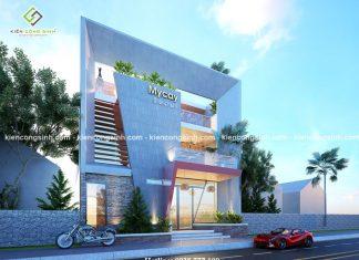 Thiết kế nhà hàng Mỳ Cay tại Phan Thiết