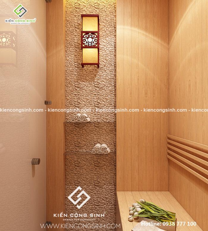 thiết kế hệ thống spa đẹp
