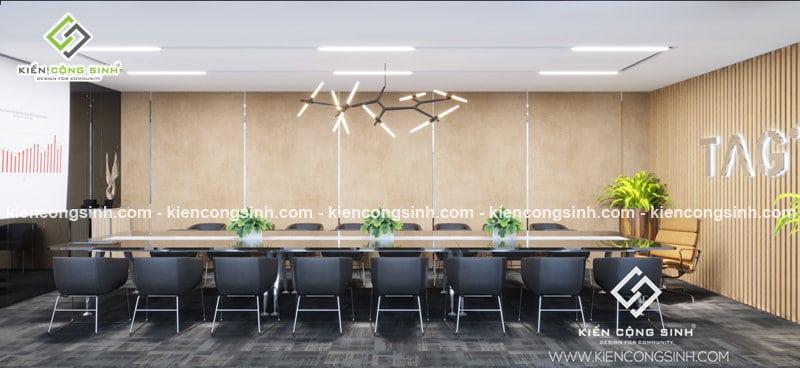 thiết kế văn phòng nhà xưởng quận 12