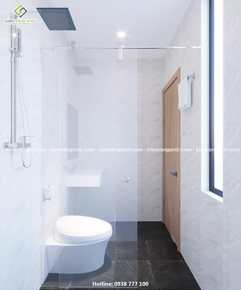 Nội thất phòng wc