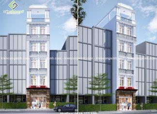 Thiết kế nhà nghỉ khách sạn tại Bình Thuận
