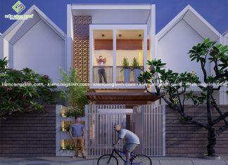 Nhà Phố 2 Tầng Chị Vịnh Phan Thiết